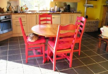 Comment choisir une table ronde pour la cuisine?