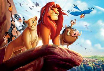 Lista kreskówek Disneya: starożytny i nowoczesny