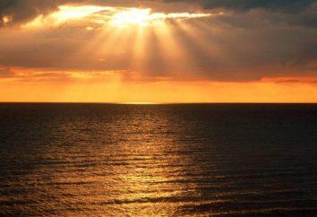 ¿Cuál es el horizonte? La línea del horizonte. Determinación del horizonte de las partes. El azimut de las partes principales