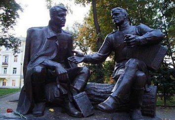 """Aleksandr Tvardovsky, """"Vasily Terkin"""": le genre, résumé"""