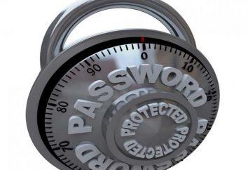 Password – che cos'è? La vostra password: password per il programma