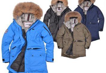 Kleidung Linie Arctic Explorer: eine Kombination aus Tradition und Innovation