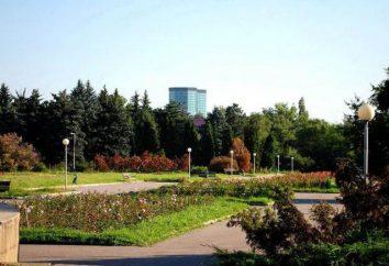 Giardino Botanico di Almaty, Kazakistan