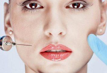 Zwiększenie kości policzkowe z wypełniaczami: opinie, zdjęcia