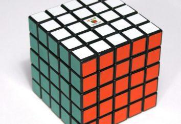Impossibile è o come assemblare 5×5 cubo di Rubik
