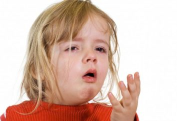 L'enfant n'a pas de toux ou de coulis avant longtemps, que dois-je faire?