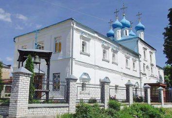 Cerkiew Wasyla Błogosławionego: Briańsk, historia, adres
