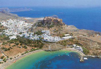 Lutania Beach 4 * (Grecia / Rodas) fotos, precios y comentarios