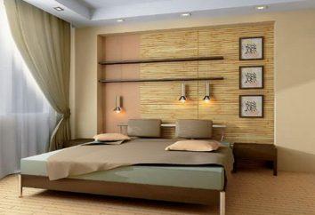 Bambus-Tapete – eine Möglichkeit, die Inneneinrichtung zu finden
