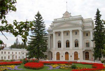 """Diagnostica e il trattamento sanatorio """"Marino"""" (regione di Kursk)"""