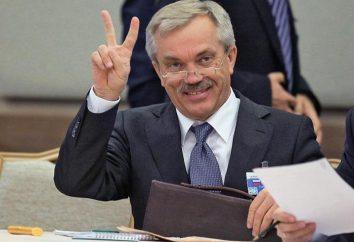 Yevgeny Savchenko: il governatore della regione di Belgorod