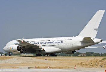 Le plus gros avion du monde – le confort et l'efficacité