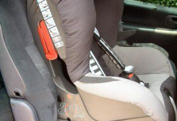 Mocowania isofix – dodatkowa ochrona dziecka w samochodzie