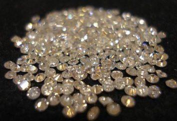 Co jest diament? Kamień diament: Opis nieruchomość