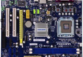 Płyty główne Foxconn: Parametry i opinie