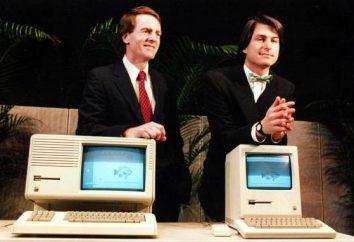 Założyciel Apple i jego genialny wynalazek