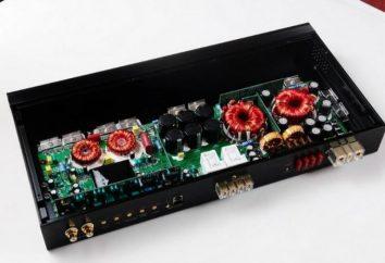 amplificateur de voiture – la puissance et la richesse du son