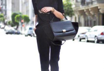 pantalon skinny mâle et femelle: modèles, est une combinaison de professionnels et recommandations