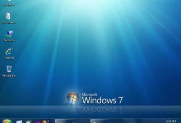 Comment ouvrir la barre des tâches? La barre des tâches dans Windows 7