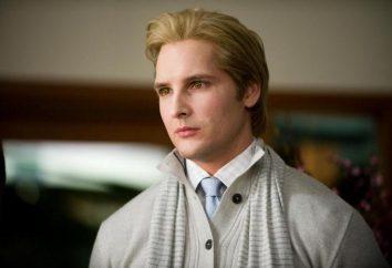 Cullen Carlisle: biografia del personaggio, attore