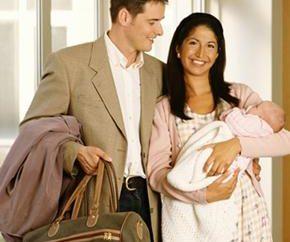 Come trovare una moglie dall'ospedale? Memo per il padre di recente fatta