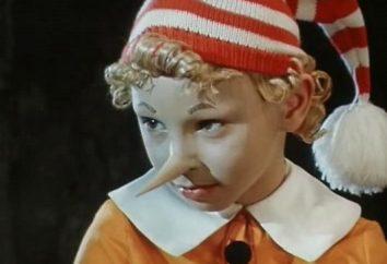 """""""Le avventure di Pinocchio"""": gli attori. """"Le avventure di Pinocchio"""" (1975)"""