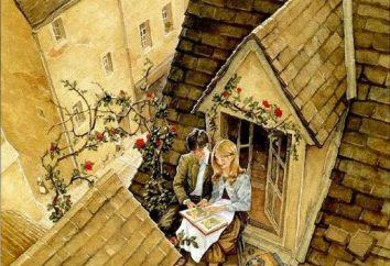 """Zusammenfassung der """"Snow Queen"""" von Hans Christian Andersen"""