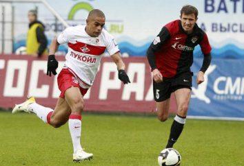 Boris Rotenberg: futbolista