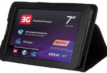 EXPLAY Hit 3G: opis Gadget