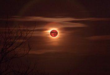 Blood Moon – un fenomeno che vale la pena vedere