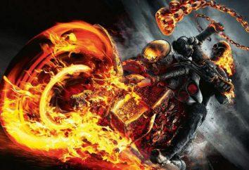 """""""Ghost Rider 2"""". actores secuela"""