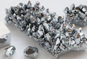 Surface et de l'énergie interne du métal