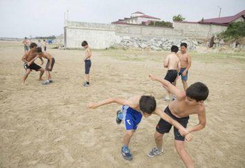 Aby być najlepszym. Freestyle (Dagestan)