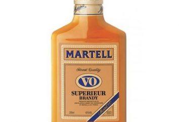 """Cognac """"Martell"""" VSOP, VS, XO: Bewertungen vor. Wie eine Fälschung zu unterscheiden?"""