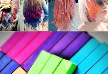 Pastell Haare: eine neue Art und Weise in wenigen Minuten!