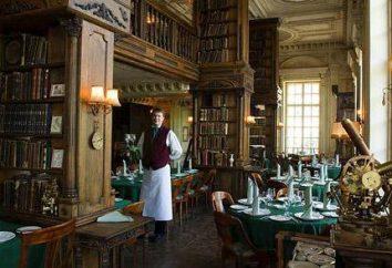 Restaurantes en Arbat en Moscú, direcciones, menús, comentarios