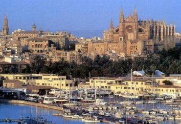 Palma de Mallorca: comentários, informações resort