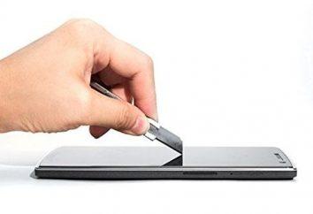 Jak przykleić folię z telefonu (zdjęcia)