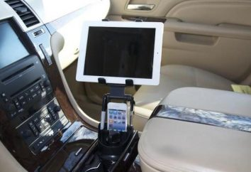 do montażu telefonu w samochodzie: przegląd posiadaczy samochodów