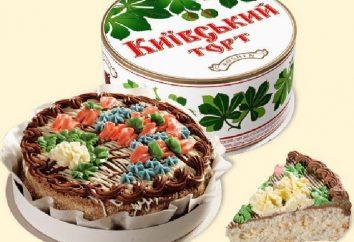 """La recette pour le «gâteau Kiev» selon GOST. Comment cuire """"Kiev cake"""" selon GOST?"""