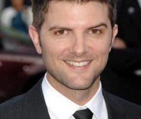 Adam Scott, attore americano, laureata, carismatico e di talento