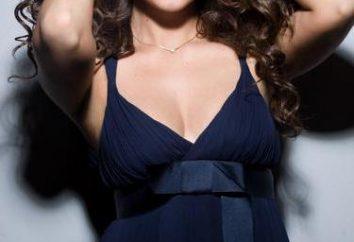 cantora georgiana Sofia Nizharadze: biografia pessoal e criativa