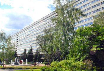 12 szpital w Tsaritsyno – gwarancja zdrowia