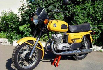 """Zwyczajne motocykl """"Sunrise 3M"""""""
