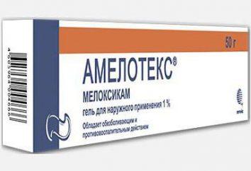 """""""Amelotex"""" (żel) instrukcje użytkowania"""