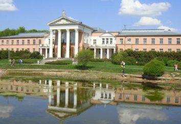 Ogród Botaniczny im. Tsitsin RAS: unikalny rezerwat przyrody w granicach metropolii