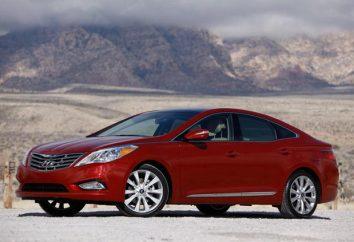 """""""Hyundai Grandeur"""": le specifiche tecniche, attrezzature, prezzo e recensioni dei proprietari"""