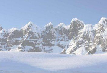 El punto más alto de la Antártida. Características del relieve del continente más frío