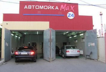 Les lave-autos (Belgorod): adresses et commentaires