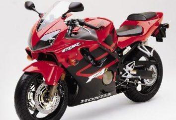 Honda CBR 600 F4i – wszechstronny sport-tourer